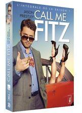 22439 // CALL ME FITZ SAISON 1 COFFRET 3 DVD NEUF SOUS BLISTER