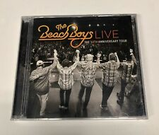THE BEACH BOYS - LIVE: THE 50TH ANNIVERSARY TOUR NEW CD, Free Shipping