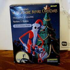 TIM BURTON'S NIGHTMARE BEFORE CHRISTMAS TRADE FIGURE/SER.1/#3 IT'S A DREAM WORLD