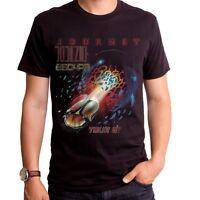 Official Journey 80's Rock band Escape Tour '81 Concert Distress vintage T-shirt