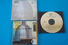 ANGELS IN THE ARCHITECTURE CD BRIAN ENO-ROBERT FRIPP- MICHAEL BROOK...NUOVO
