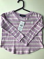 Polo Ralph Lauren Children/girls Striped T-shirt Age 3T RRP £35