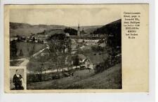 AK Heiligenkreuz bei Baden, Cistercienser-Abtei, 1923
