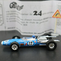 1:43 Atlas Dinky Toys 1417 MATRA F1 DUNLOP Alloy car #17 Diecast Models