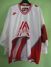 Maillot Hockey sur glace Autriche Austria Nike NHL Vintage Jersey - XL