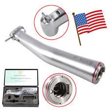 MINI Fiber Optic Dental Inner Spray 1:5 Increasing Contra Angle Handpiece F/ NSK