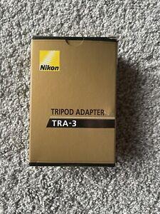 New Nikon TRA-3 Tripod / Monopod Adaptor for Binoculars