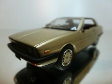 MICRO SPRINT TRON LANCIA GAMMA T ROOF 1980 - GOLD 1:43 - EXCELLENT CONDITION -15