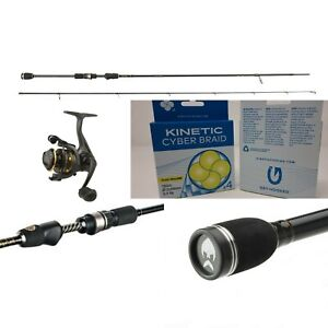 Westin Streetstick 2-7g Fishing Rod And Reel Combo! Trout Perch Rods