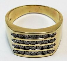 Ring Yellow Gold 10k Vintage & Antique Jewellery