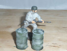 German Painted Plastic 1:32 Scale Toy Soldiers