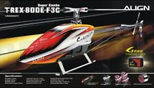 Align T-REX 800E F3C Super Combo
