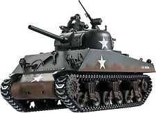 Taigen Sherman M4A3 75mm (Metal Edition) Airsoft 2.4GHz RTR RC Tank 1/16th Scale