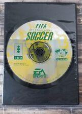 FIFA International Soccer (Panasonic 3DO, 1994) Disk Only