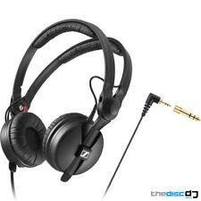 Sennheiser HD25 (Latest Model) Professional DJ Headphones, 1.5M Cable, 3.5mm