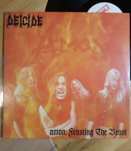 Deicide/Amon ,Amon: Feasting The Beast,1993 Brazil,Roadrunner Records