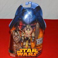 Star Wars Wookie Warrior Action Figure #43 Hasbro Revenge of the Sith