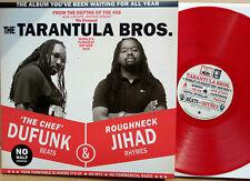 THE TARANTULA BROTHERS Roughneck Jihad Du Funk THIRD SIGHT limited Vinyl LP