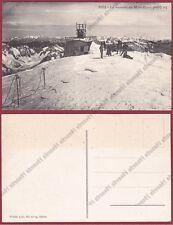 VALLE D'AOSTA COURMAYEUR 190 ALPINISMO - MONTE BIANCO - MONTAGNA Cartolina