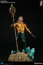 Sideshow Aquaman Premium Format Figure Exclusive Statue Movie Dc Comics Batman