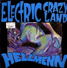 HELLMENN Electric Crazy Land LP . hard ons nirvana meanies australia