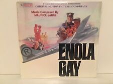 Maurice Jarre: Enola Gay soundtrack CD (Varese limited edition) - NEW