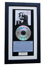 WOMACK & WOMACK Conscience CLASSIC CD Album QUALITY FRAMED+EXPRESS GLOBAL SHIP