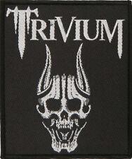 Trivium - Screaming Skull Patch 8.5cm x 10cm