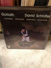 "DAVID SCHNITTER ""Goliath"" MUSE 5153 / Brand New (Sealed)"