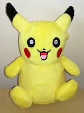 PELUCHE POKEMON PIKACHU PUPAZZO 15 CM pokemon center raichu pichu ash plush toys