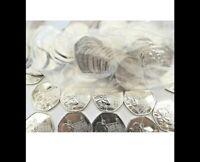50p coins Joblot Sealed bags Paddington Bear palace,tower,Benjamin bunny,Beatrix