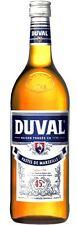 Duval Pastis Anis Likör 45% Frankreich 0,7l, Ähnlich wie Absinth, Lounch Effekt