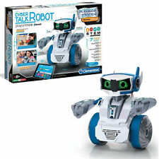 New Clementoni Cyber Talk Robot 7 Play Modes Bluetooth Christmas Gifts Kids Toys