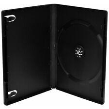 Mediarange Boîtier DVD (14mm Noir) pour un Cd/dvd 100 Pièces