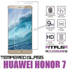 PELLICOLA IN VETRO TEMPERATO PER HUAWEI HONOR 7 TEMPERED GLASS PROTEGGI DISPLAY