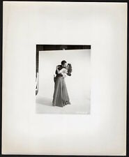 TYRONE POWER & SUSAN HAYWARD Vintage Orig Photo RAWHIDE 1951 western