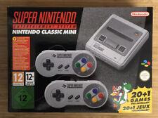 Nintendo Classic Mini Console Super Nintendo Entertaining System mini SNES