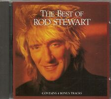 CD BEST OF 16 TITRES--ROD STEWART--THE BEST OF