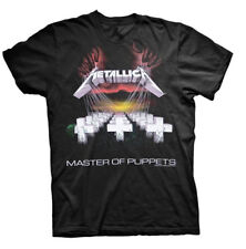 Metallica 'Master Of Puppets' T-Shirt - NEW & OFFICIAL!