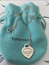 Tiffany Collana Cuore Piccolo