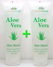 Aloe Vera  Gel  100 % Tube 2 x 250 ml  Pere Marve  Cosmonatura