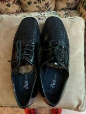 Apple Dance Shoe men's black 11.5 US
