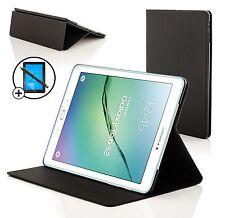 Negro de concha de almeja Smart Funda Protectora Samsung Galaxy Tab S2 9.7 Pantalla Prot Stylus