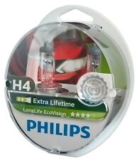 H4 Philips long life eco Vision 12342 llecos 2 código 36257228 larga vida útil