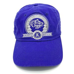 Horse Racing 2015 Breeders Cup Keenland Lexington KY Purple Ball Cap