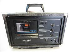 BARTHE EDUMINI/COMBINE AMPLI AUDIO+ PLATINE CASSETTE