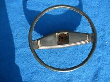 1973 to 1980 Chevy Pickup Truck Woodgrain Steering Wheel Original GM