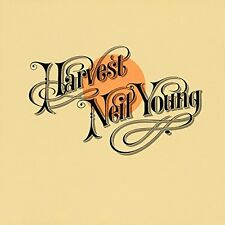 Neil young-Harvest/rue records CD