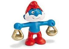 Libra Papa Smurf Toy Figurine, NEW by Schleich
