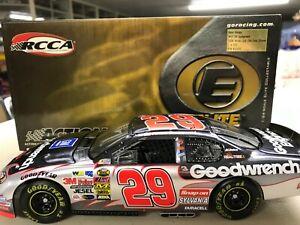 NASCAR Kevin Harvick 04 #29 GM Goodwrench Monte Carlo Color chrome Elite